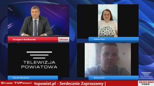 Czas dla Mieszkańca – Justyna Kosyl, Mariusz Kruk / Gmina Kotuń