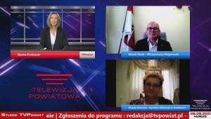 Czas dla Mieszkańca – Marek Renik, Wanda Miszczak – Piknik KGW w Suchej