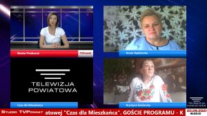 Czas dla Mieszkańca – KGW Dziewule – Aneta Kędzierska,  Krystyna Świderska