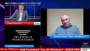Czas dla Mieszkańca – Andrzej Kulawiec / Sołtys Musiejówka