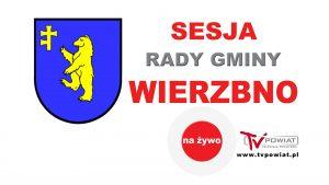 Sesja Rady Gminy Wierzbno – 09.09.2021